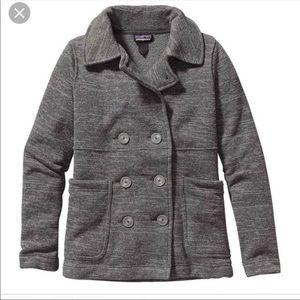 Patagonia Better Sweater Pea Coat